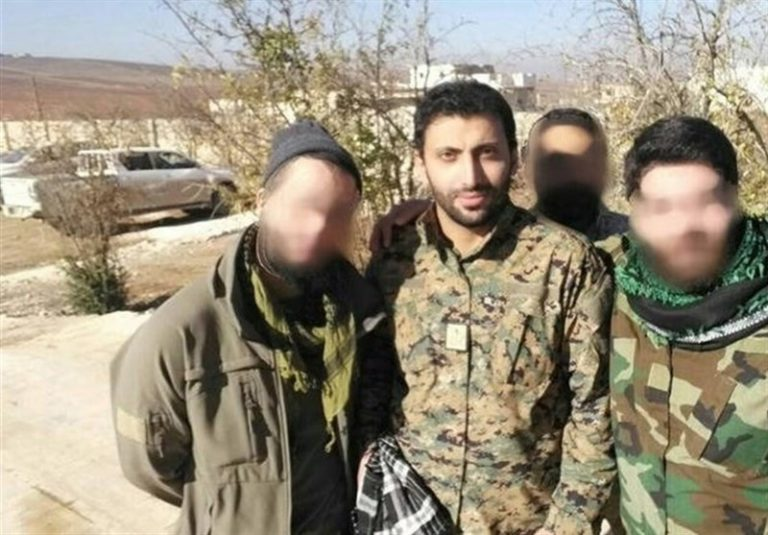Iran highlights Qods Force commander killed by IS