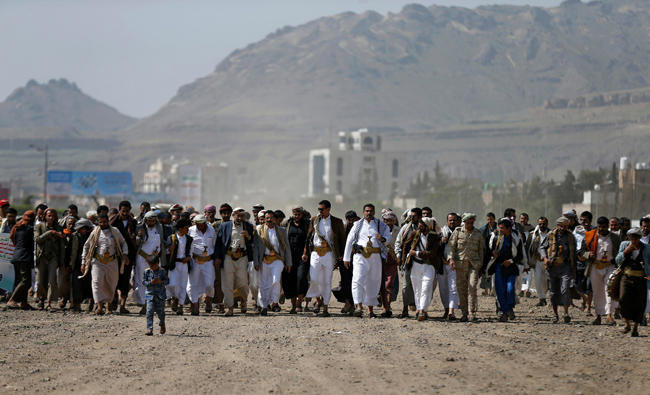 US calls on Iran to play 'positive role' in Yemen
