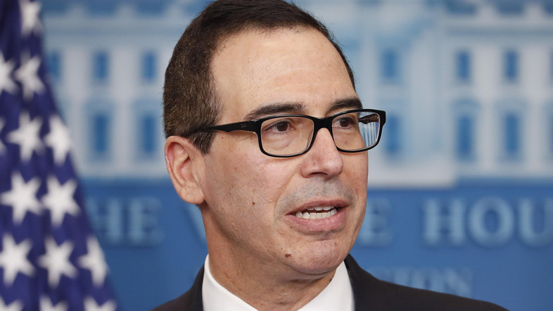 US's Mnuchin says it will be harder for Iran oil importers to get waivers