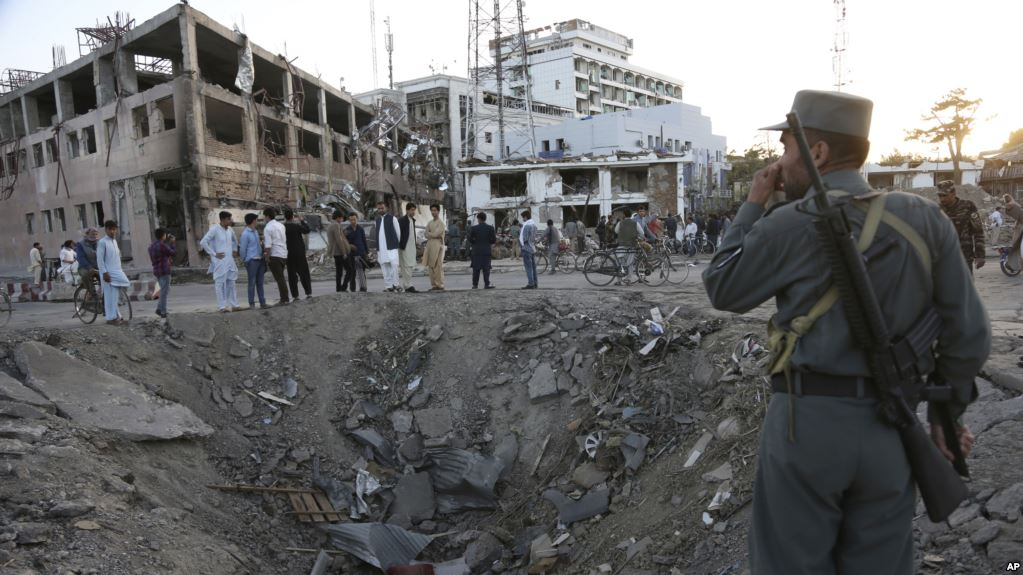 Was Iran behind attack in Afghanistan?