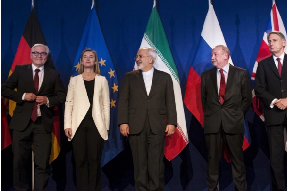 Iranian regime's political game with the EU