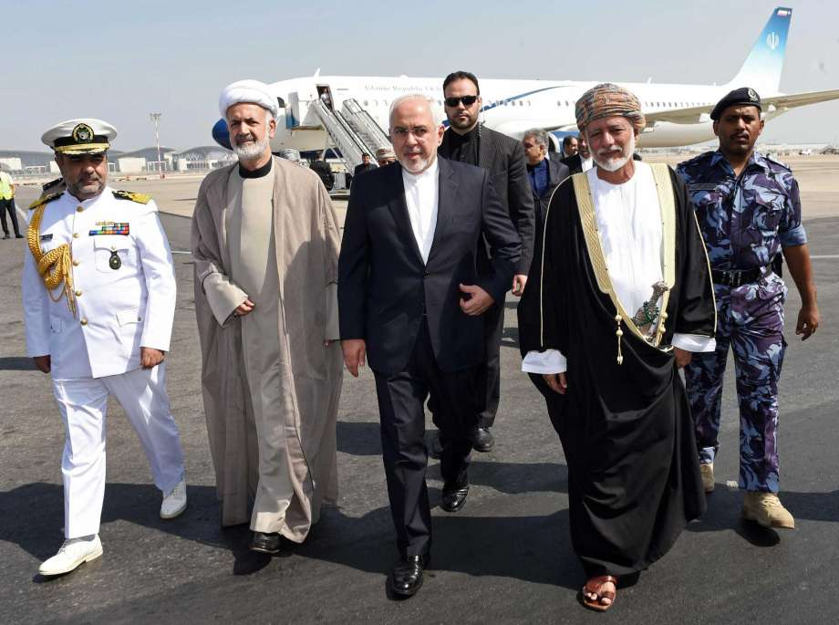 Oman's FM in Iran for second time within week