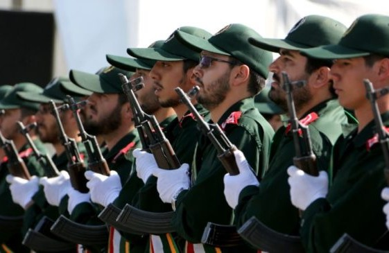 Iran's Guards threaten to 'remove Zionist regime cancer', expel US