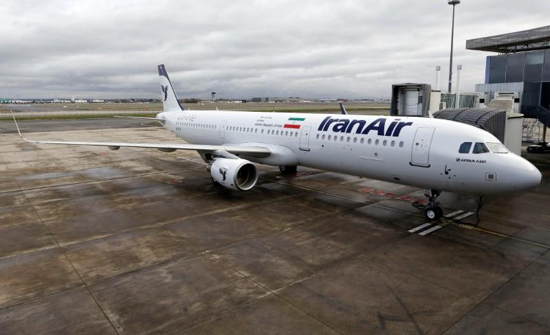 Turkey stops fueling IranAir jets