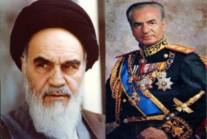 did the west overthrow iran s shah track persia