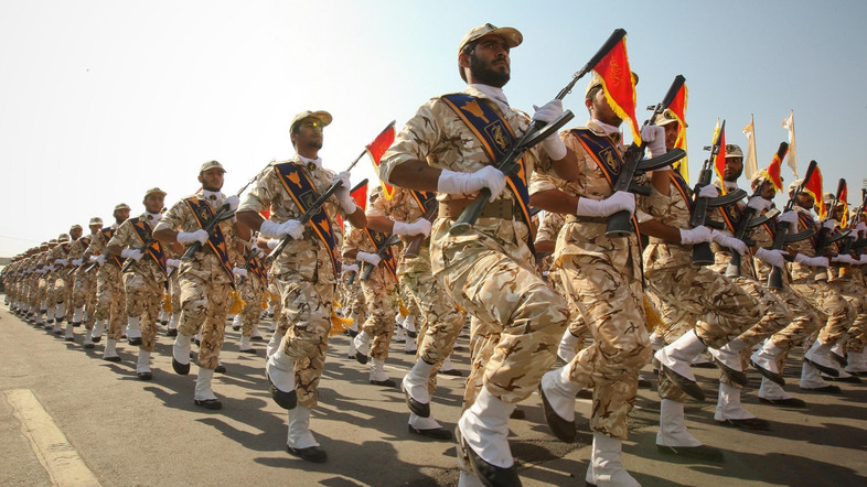 Iran's Revolutionary Guard Corps is stretched too thin for multiple missions, new report says