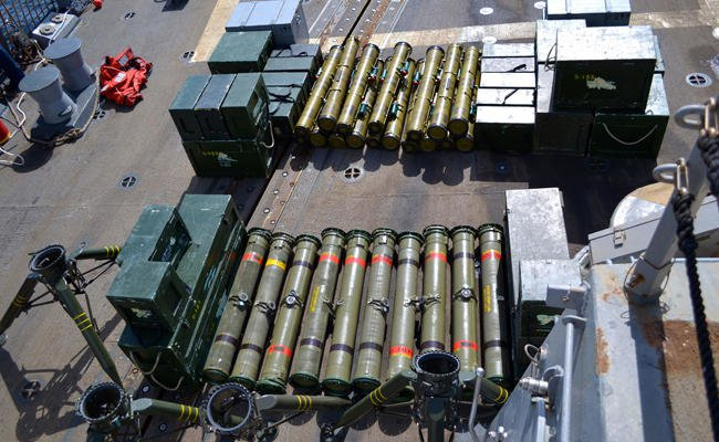 How Iran smuggles weapons to the Houthis