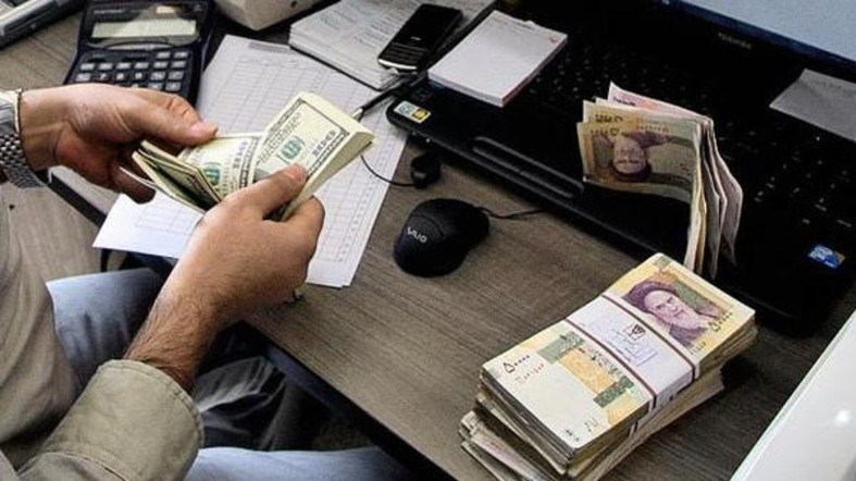 Crash of Iran's riyal forces traders to stop selling foreign currencies