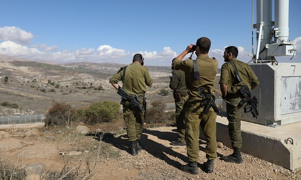 Israel uncovers Hezbollah-IRGC network operating in Syria's Golan Heights