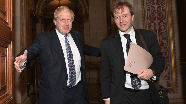 UK PM Boris Johnson urged to be 'tougher' on Iran