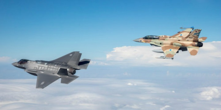 Israeli strikes on Syria kill seven soldiers, 16 Iran-backed fighters