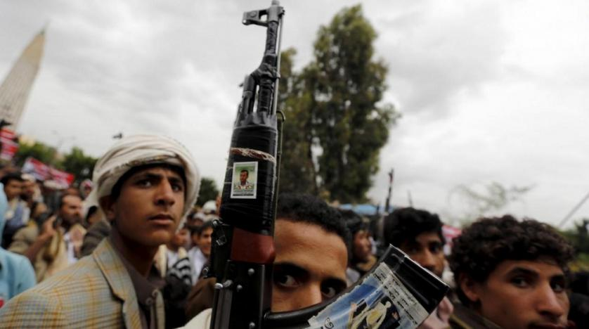 Human rights group accuses Iran-linked Houthis of using 400 abductees as human shields