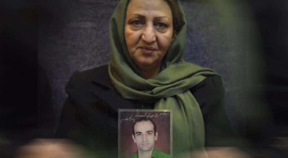 "Iranian Shahnaz Akmali: ""I go to prison as a mother with hope for better days ahead"""
