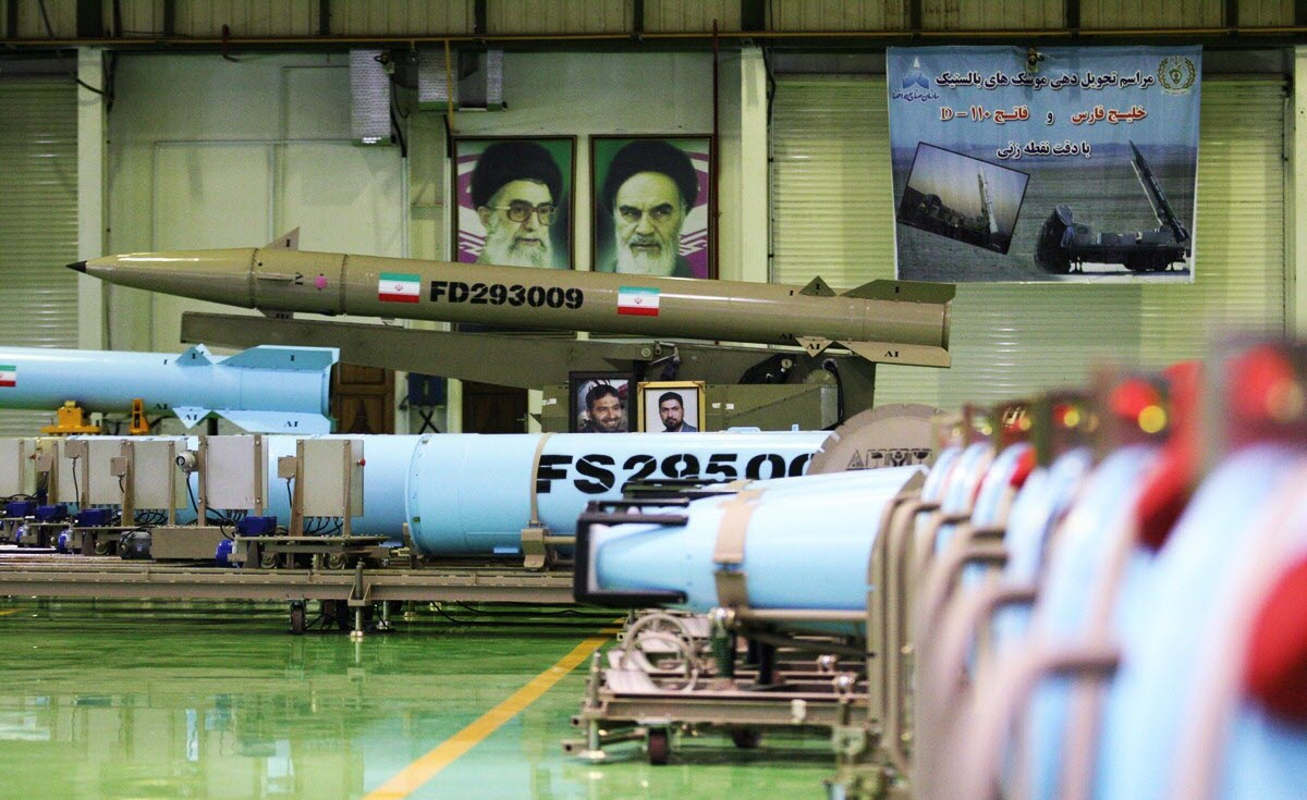 France, Germany and UK say Iran has nuclear-capable missiles