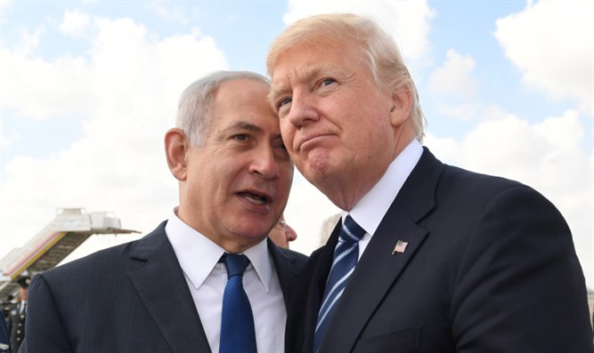 White House say Trump, Netanyahu discussed Iran
