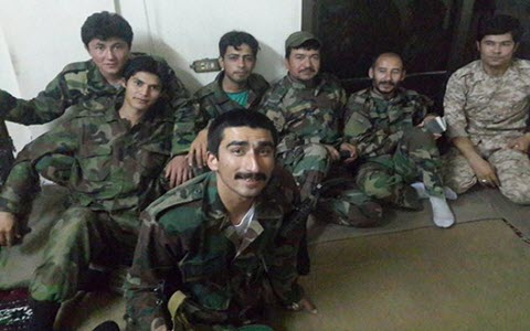 Afghan government responds to remarks about Afghanis used by Iran regime to fight in Syria