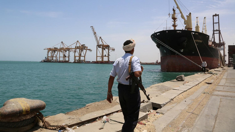 Iran-backed Houthi rebels are holding a 'floating bomb' oil tanker hostage off Yemen's coast