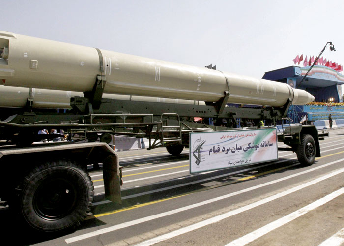 Iran intensified efforts for nuclear weapons, missile tech in Germany