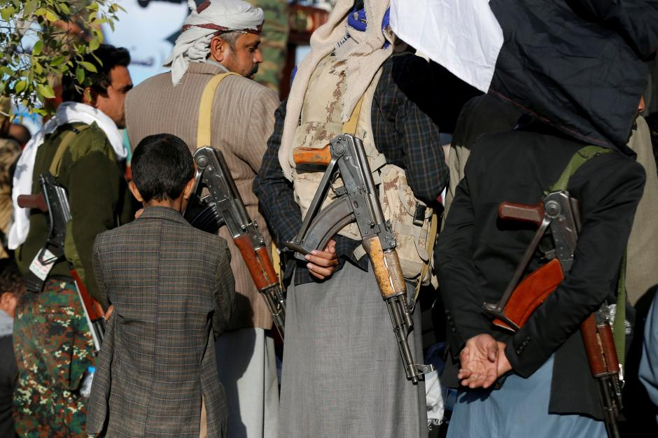 Militias change names of Yemeni schools to glorify Iran-backed Houthi ideology