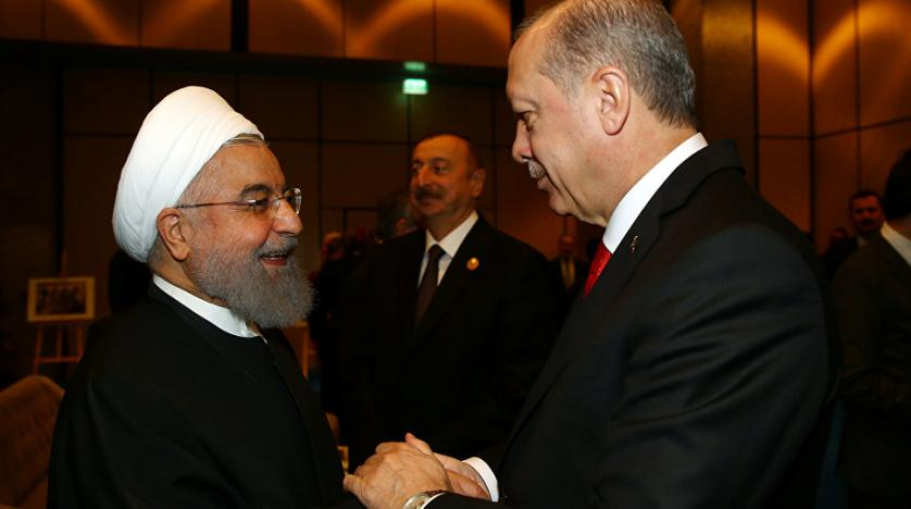 Twin pressures adding friction to Iran-Turkey ties