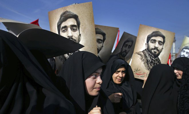 Ordinary people pay the price for Tehran's support of Assad