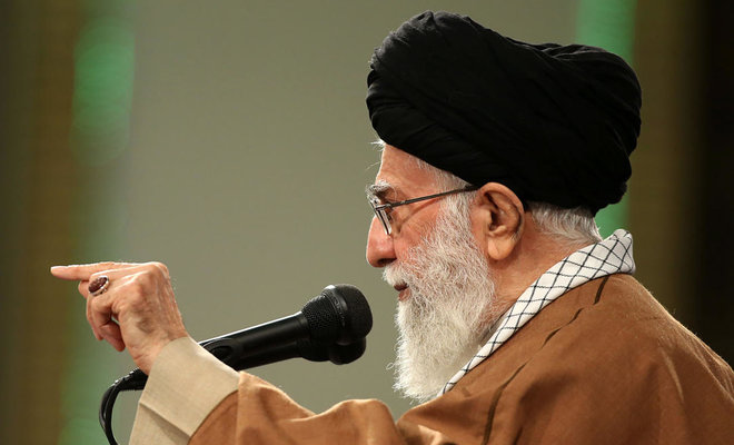 Khamenei affirms continued Iranian resistance in face of US 'bullying'