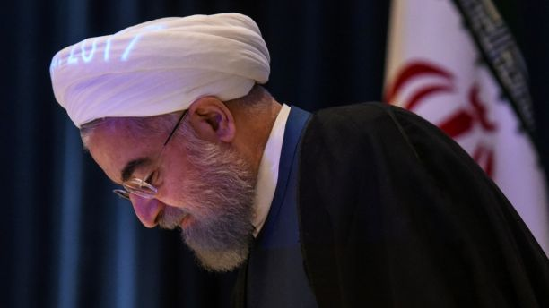 A good time to push for change in Iran?
