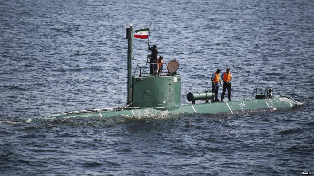 Iranian Navy building new submarines and a 6,000-ton destroyer