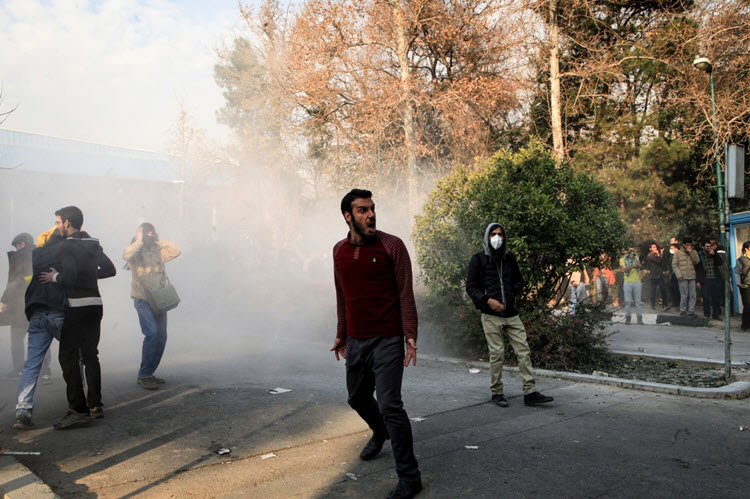Iran: unrelenting repression