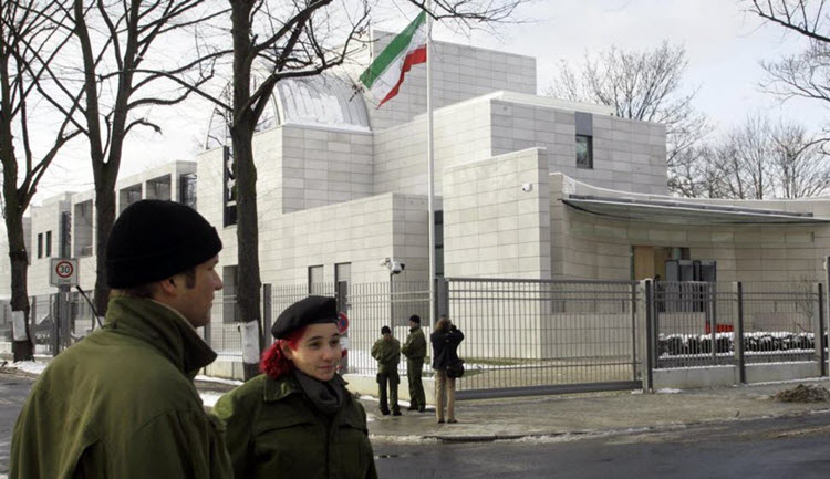 Iranian terrorist Quds Force spying on Israelis and Jews in Germany – Intel