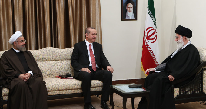 How Iran and Turkey's unlikely alliance developed