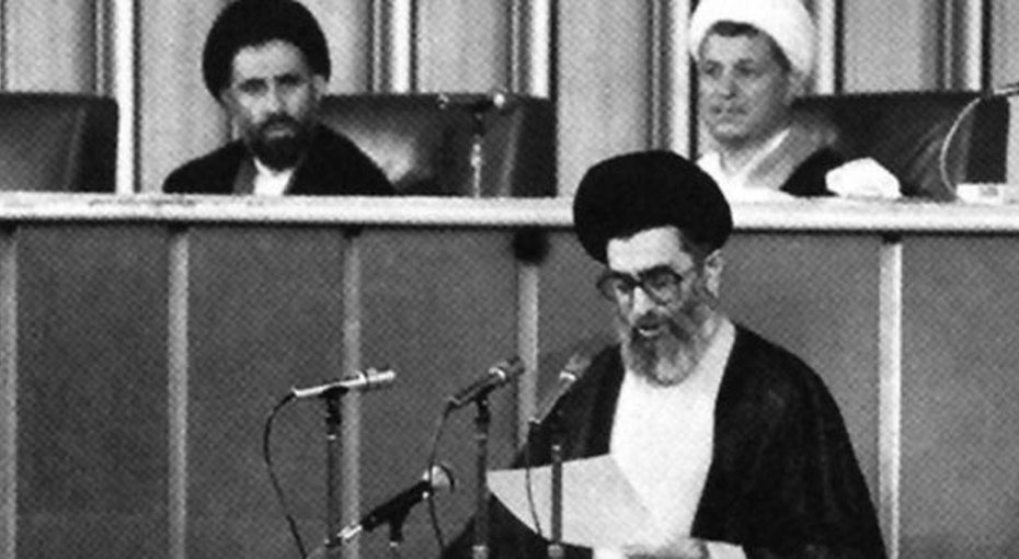Ayatollah who voted for Khamenei in 1989 says he was the only choice
