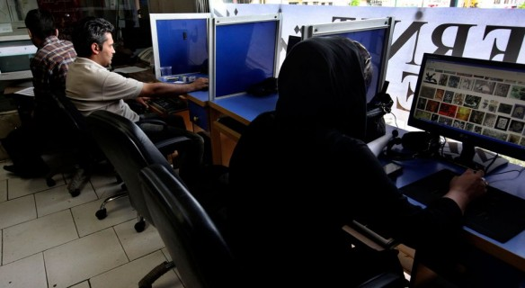 Rage and resignation in Iran over internet filtering bill