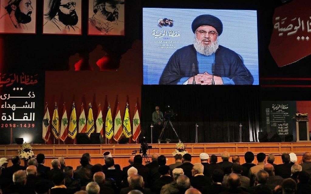 Hezbollah and its masters in Tehran bring darkness to Lebanon
