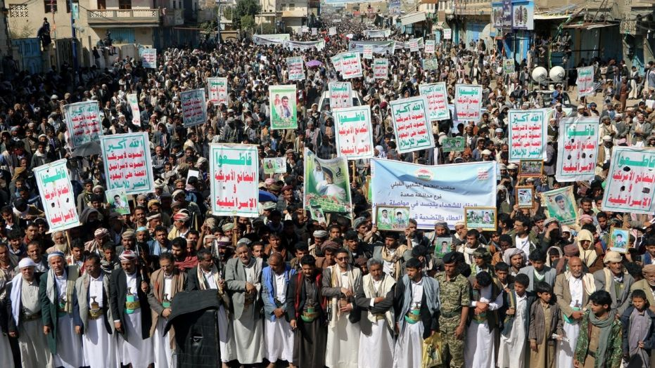 Iran-backed Houthis undermine Yemen's present and sabotage its future
