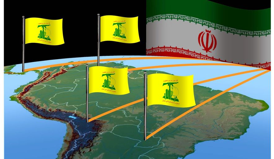Tip of the iceberg: Hezbollah's narco-terrorism in Latin America exposed