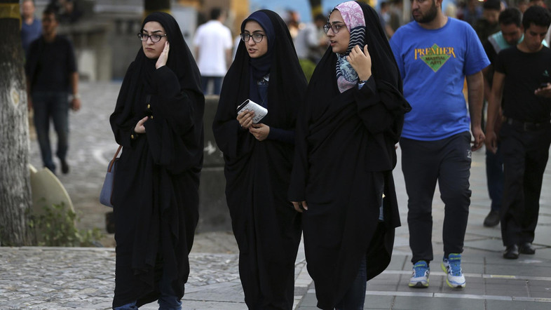 Iranians sentenced to 74 lashes for mandatory hijab noncompliance