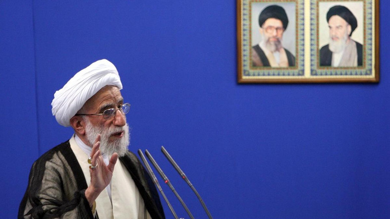 Jannati re-elected as chair of Iran's Guardian Council aged 92