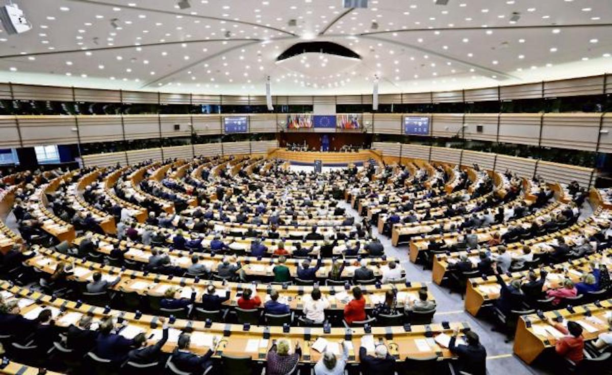 EU Parliament in overwhelming vote blasts Iran's human rights record