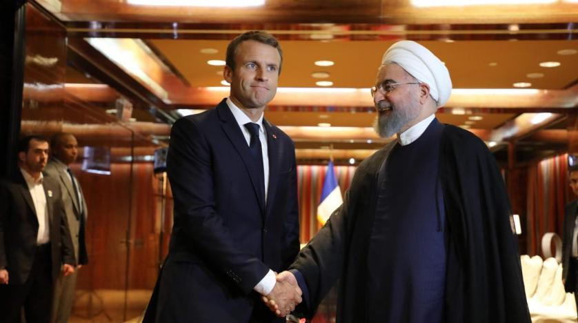 Rouhani tells Macron Iran will not renegotiate nuclear deal