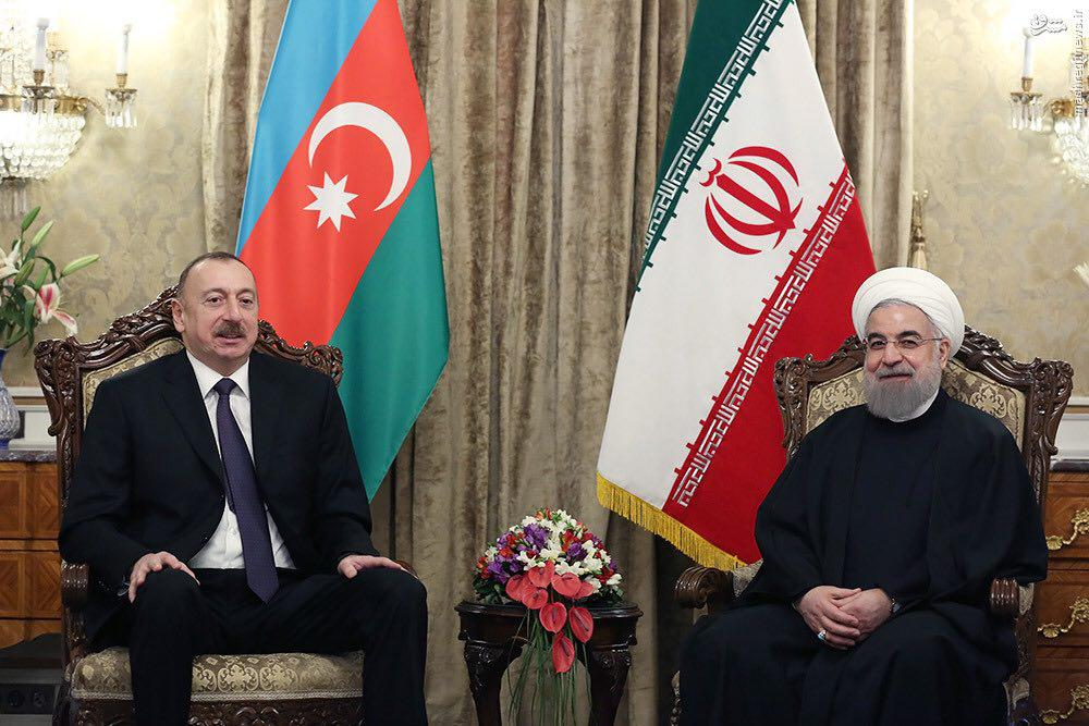 Iran tries to distract from chaos by courting Azerbaijan