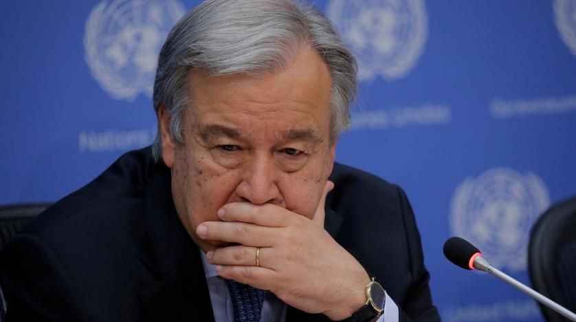 UN chief: Hezbollah weapons threaten stability