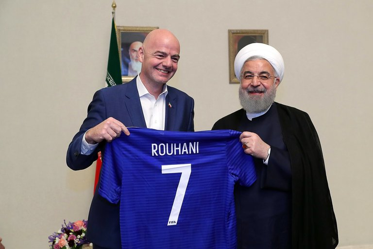 FIFA organizes Iran visit after female fan death