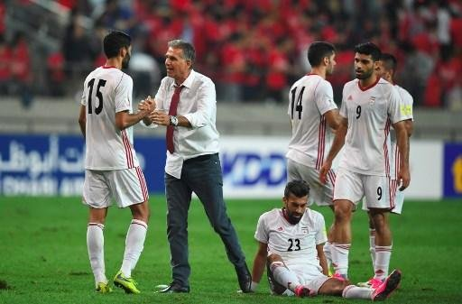 Iran coach Queiroz eyes strong start to Asian Cup campaign