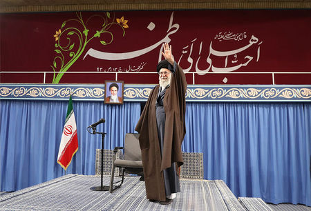 Iran's Khamenei tightens grip on parliamentary elections, low turnout expected