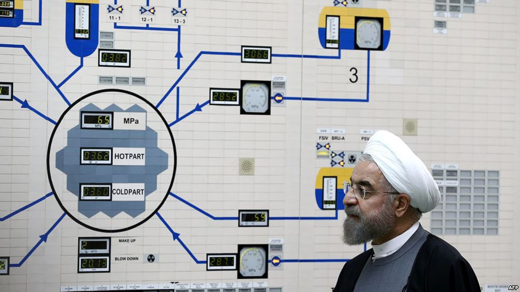 Iran increases by fourfold the rate of enrichment of low enriched uranium