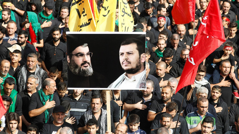 Iran-backed Yemen's Houthis launch fundraising drive for cash-strapped Hezbollah