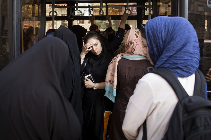 Social media is forcing Iran to address the taboo topic of sexual violence