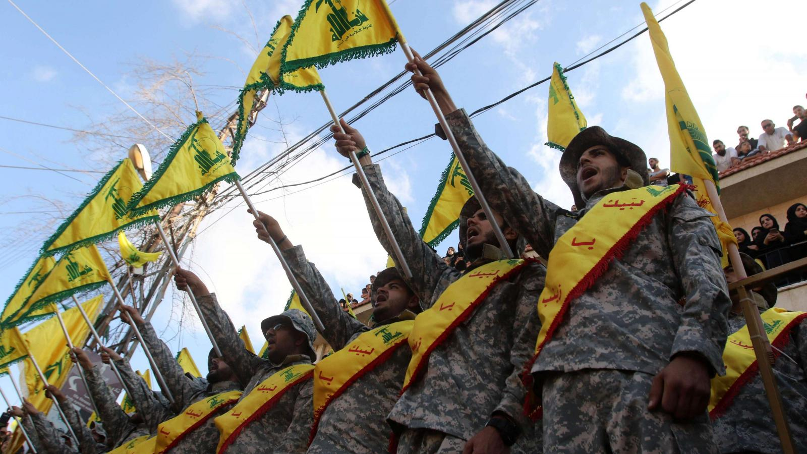 Following Iraqi Shi'ite militias, Hezbollah shows up in Iran 'for flood relief'