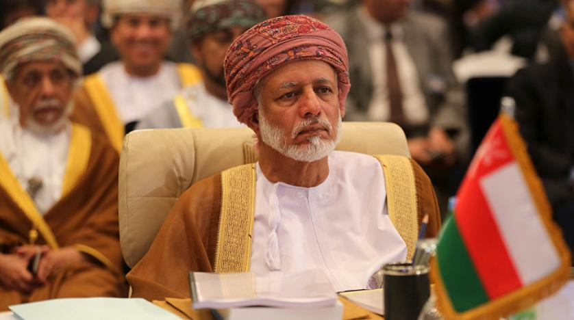 Omani FM from Iran: There is a chance to solve regional crisis
